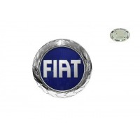 FIAT  plavi znak 95mm na šraf