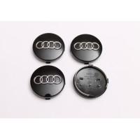 Cepovi za Alu felne Audi Crni 60mm
