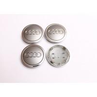 Cepovi za Alu felne Audi prsten Sivi 68mm