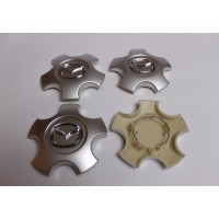 Cepovi za  Alu felne Mazda Sivi 115mm