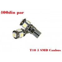 T10 5 SMD Canbus