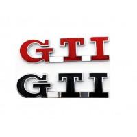 Natpis GTI na lepljenje